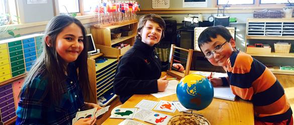 Spruce-Tree-Montessori-Students